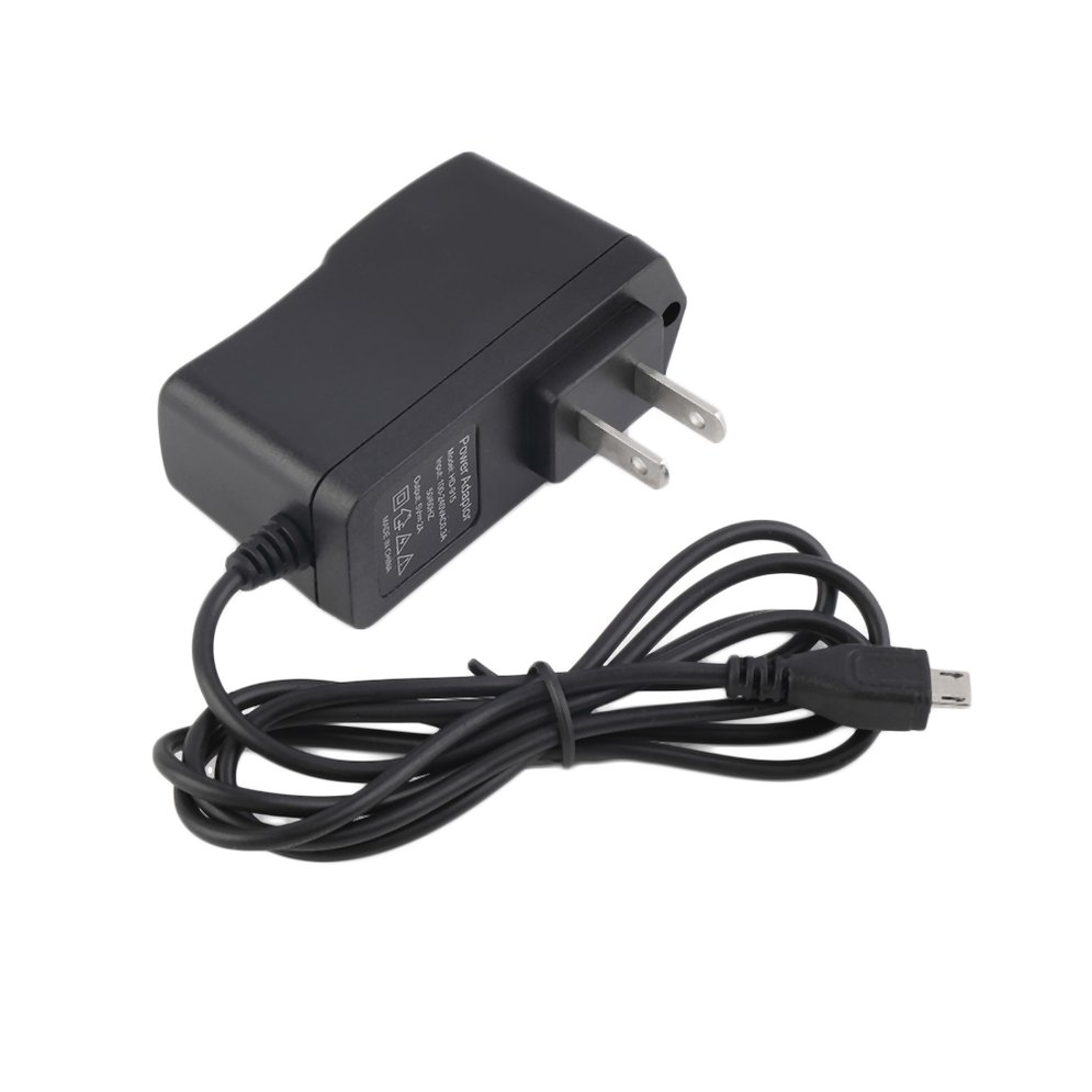 5V 2A Power Plug Universal Micro USB Charger Adapter For Raspberry Pi B+ B Portable Travel Wall Charger Adapter