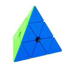 MoYu Pyraminx Magic Cube Puzzle Toys for Challenging
