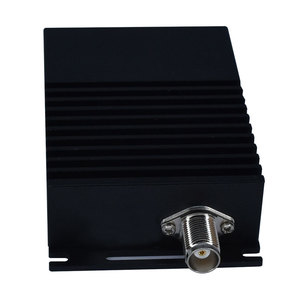 "Image 2 - 10 ק""מ ארוך טווח vhf רדיו מודם 5 w 433 mhz uhf משדר מודול rs485 אלחוטי rs232 משדר מקלט"