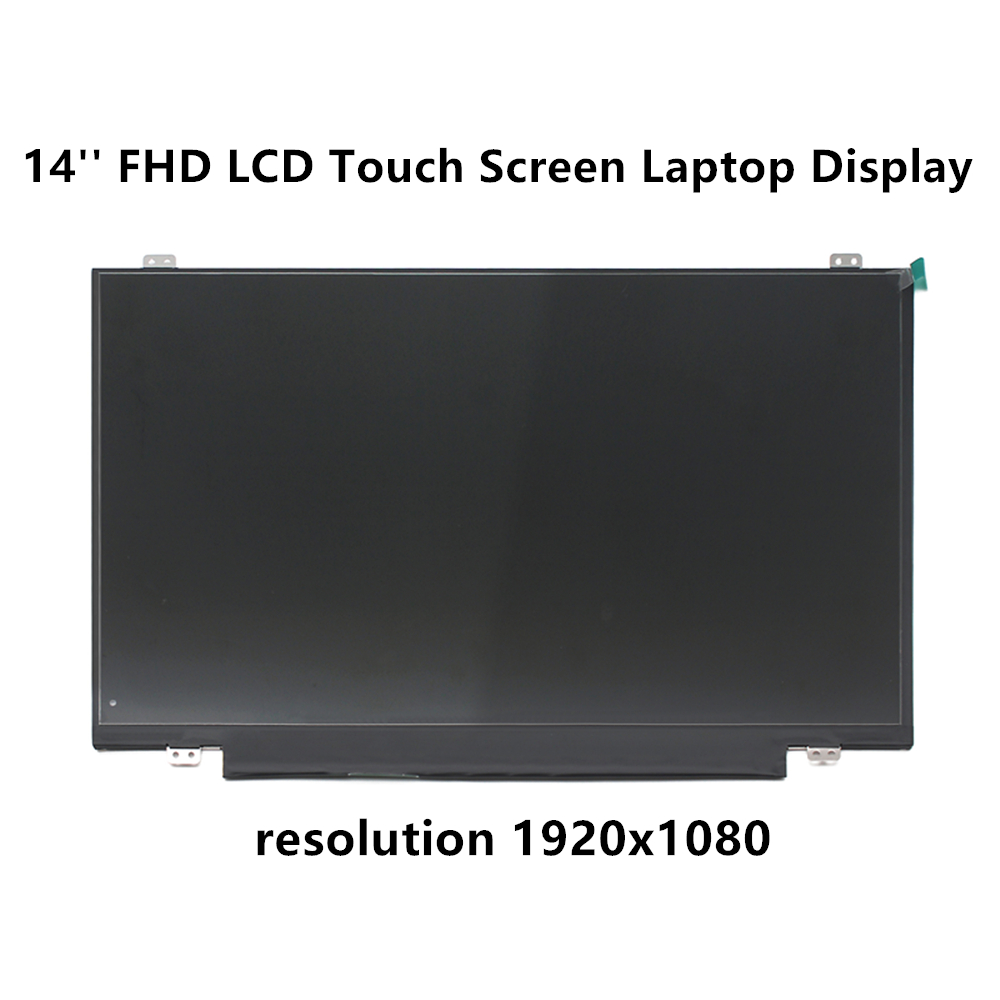 FTDLCD 14 FHD LCD Dispaly Panel with Touch Screen For R140NWF5.R1 R140NWF5.R6 B140HAK01.0 1920x1080 40PINFTDLCD 14 FHD LCD Dispaly Panel with Touch Screen For R140NWF5.R1 R140NWF5.R6 B140HAK01.0 1920x1080 40PIN