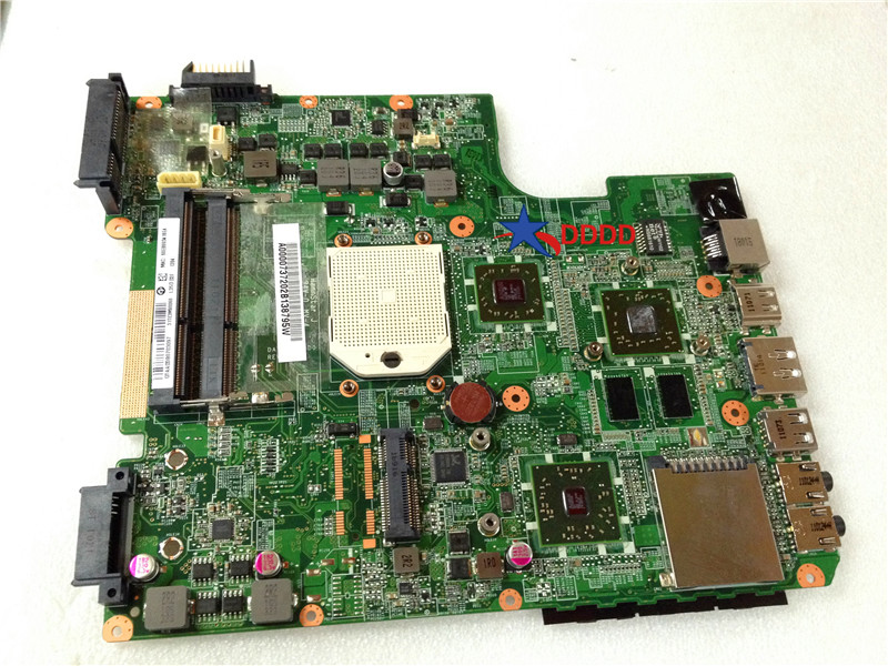 Original  For toshiba satellite L640D L645D laptop motherboard A000073720 DATE3MB8D0 fully tested