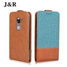 J & R Роскошный кожаный чехол для LeTV LeEco Le Max 2×820 5.7 »Le Max 2 Чехол le X829 чехол флип защитный телефона