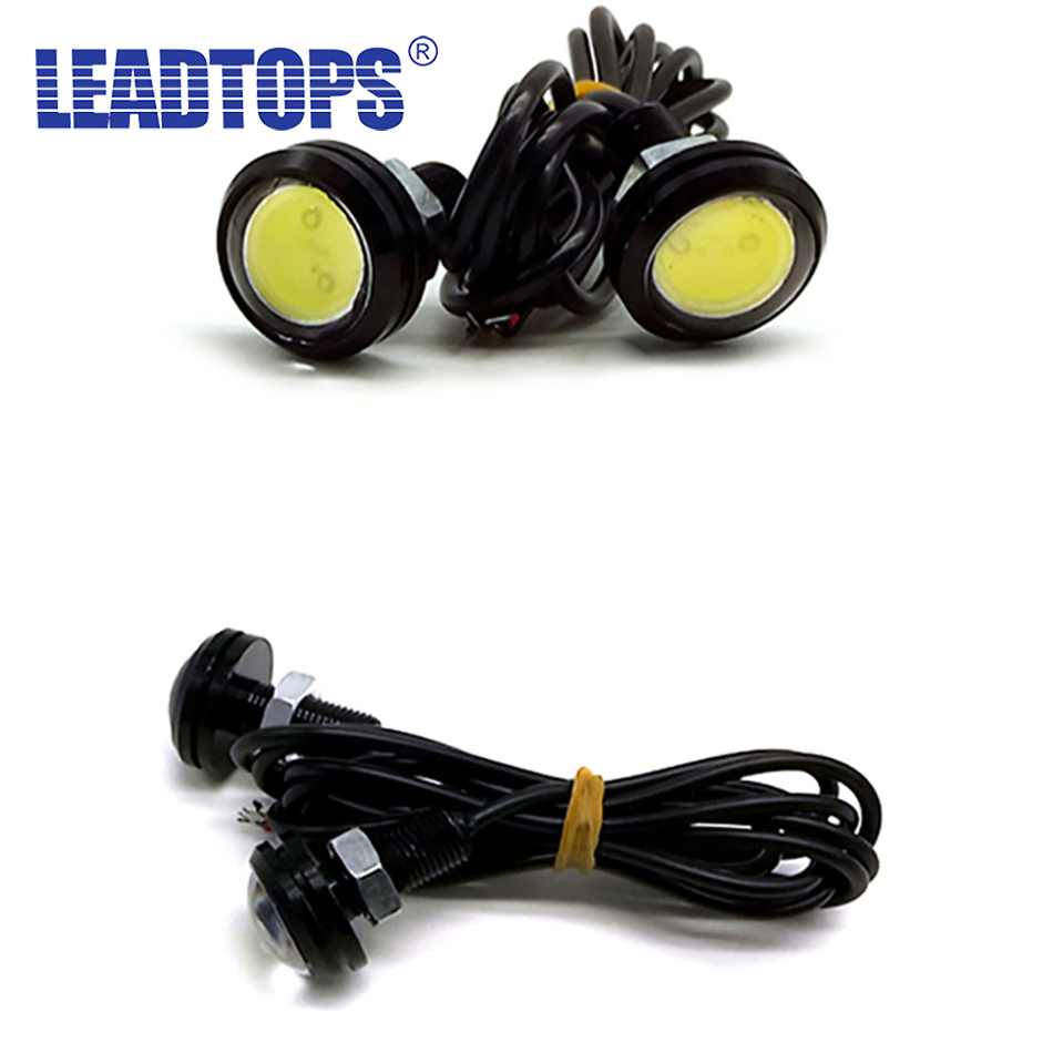 carte gps nissan connect gratuite ᐊLed Eagle Eye 2 pcs/lot 18 MM DRL Feux Diurnes Source Renversant