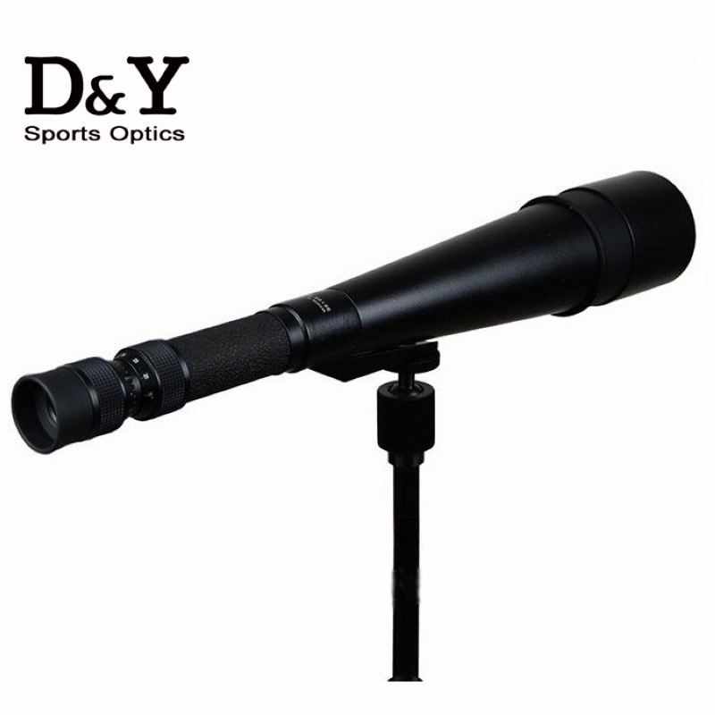 15 60X66 waterproof viewing spotting scope font b telescope b font metal bak4 porro prism monocular
