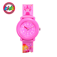 JACQUES FAREL Kids watch Children watches fashion cute simple water resisitant flower girl Quartz Wristwatches