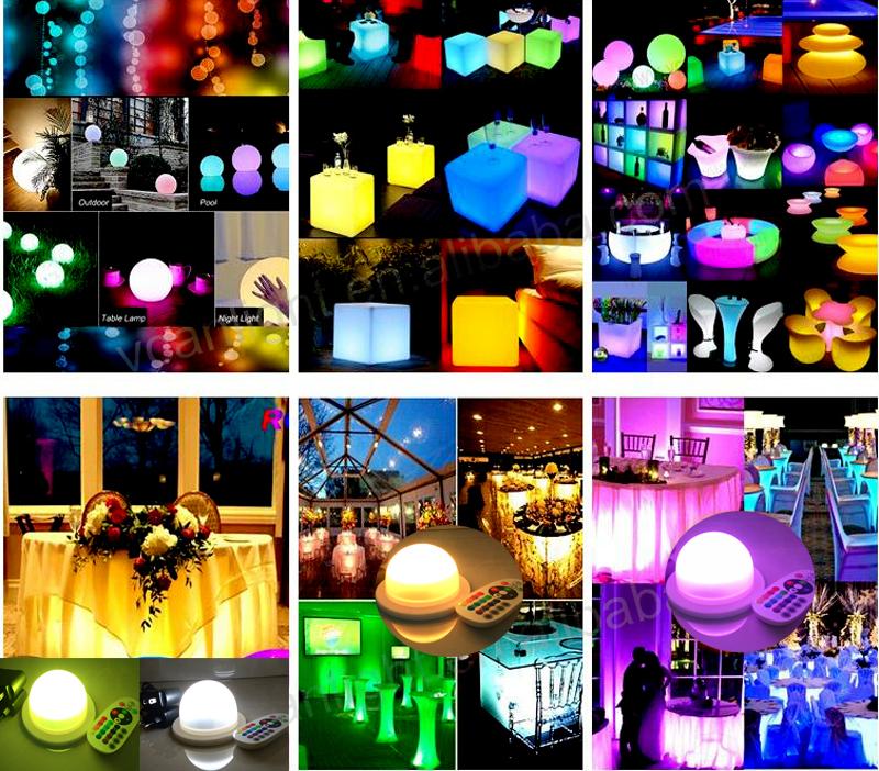 application for led light 1