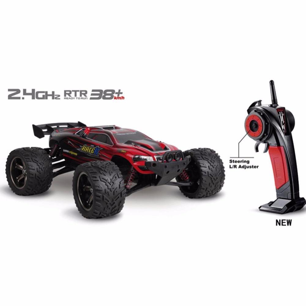 ФОТО Peradix High Speed 40KM/H off-Road RC Car 2.4G Racing Vehicles Cars Truck Kid Dirt Bike Toys