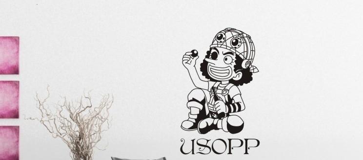 Usopp Sticker