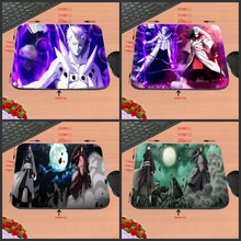 Anime Madara Uchiha New Arrival Top Quality Customized font b Gaming b font Durable Mouse Mat