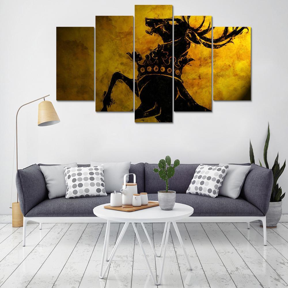 Game Of Thrones Wall Art online buy wholesale game of thrones canvas wall art from china