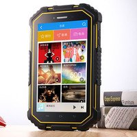 Original Tablet PC Phone P9 quad core 4G LTE 7 IP67 Outdoor shockproof waterproof 7000mAH 2G RAM 16G ROM Android T70 v9