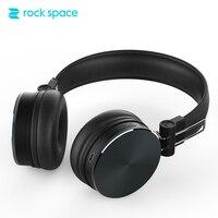 บลูทูธหูฟังสำหรับIphone 8ซัมซุงXiaomi, ROCKSPACE HB20ในหูปรับชุดหูฟังหูฟังw/ไมโครโฟนร็อคย่อยแบรนด์