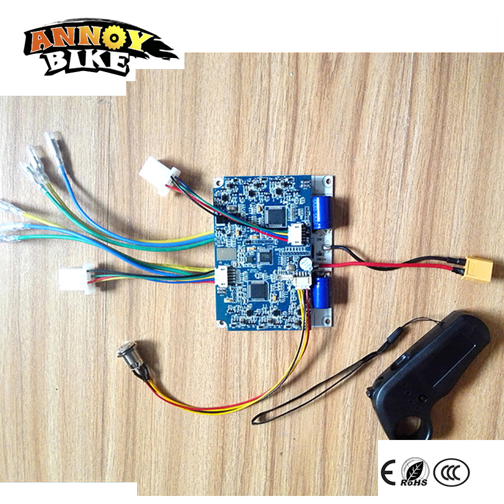 Electric Hoverboard Scooter Skateboard Remote Control Single Drive Board Double Drive Board Sine Wave Motherboard hoverboard electric scooter motherboard control board pcba for oxboard 6 5 8 10 2 wheels self balancing skateboard hover board