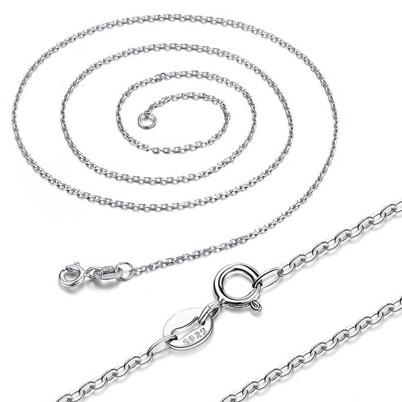 Fashion Vintage Necklace Silver Plated Cross Chain Chic Charm  Women Lady Fine Choker New