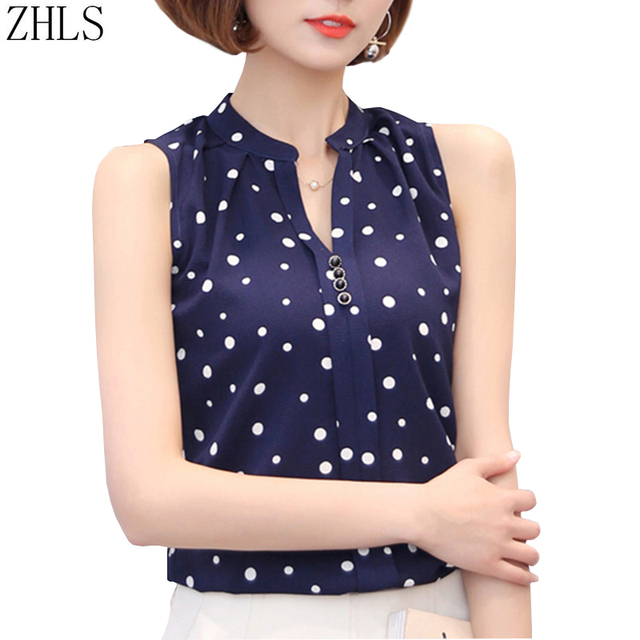 Fashion Tops Sleeveless Size