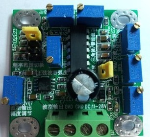 PWM square-wave rail shape, triangle wave, sawtooth wave sine wave generator wave msf 1390s65f69