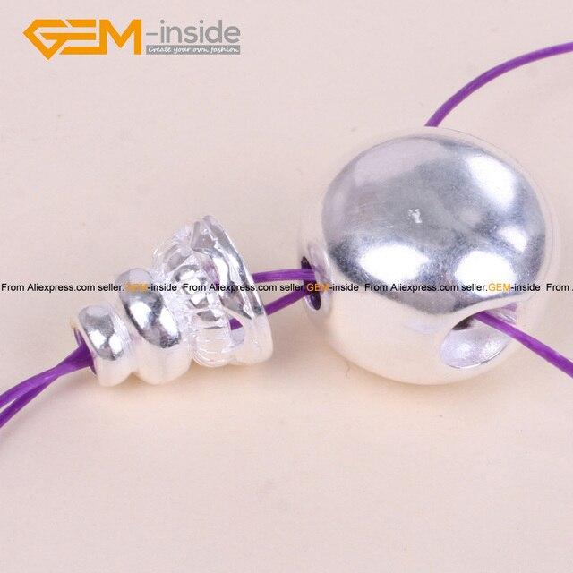 Tibetan Bright Low Level Silver Guru Beads Craft Findings 16x28mm Diy Jewelry Necklace Bracelet Free Shipping