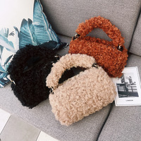 Women Shoulder Bag Brand Designer Autumn Winter Bags hair handbags Skin Crossbody bag