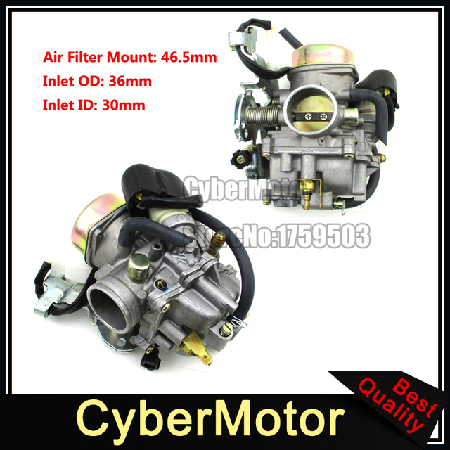 carburetor carb for asw manco talon linhai bighorn 250cc 260cc 300cc rh aliexpress com Manco Talon Parts 2007 Manco Talon