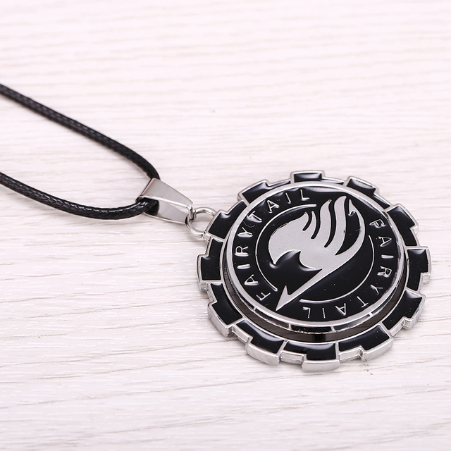 Fairy tail Logo Necklace Pendant