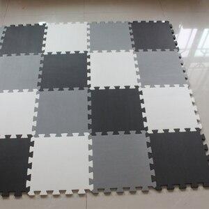 Image 5 - Meitoku baby EVA Foam Play Puzzle Mat/9pcs/lot Interlocking Exercise Tiles Floor Mat for Kid,Each 32cmX32cm