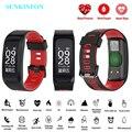 F6 Смарт-часы браслет кровяное давление кислородный пульсометр фитнес-трекер умный Браслет для Samsung Galaxy S6 S5 S4 S3