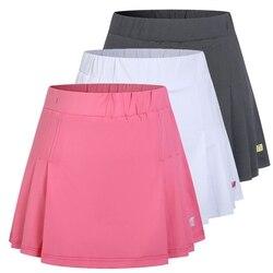 الكورية مطوي فتاة التنس مصغرة تنورة ، التنس تنورة زائد الحجم الأحمر ، التنس تنورة مع السراويل ، سريع الجافة سليم الريشة skorts M-3XL