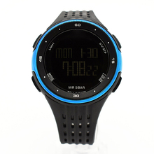 XFCS 2017 waterproof wrist digital watches for men digitais automatic watch running men man digitales shock clock tactical sport