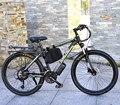 Olie rem 26 inch mountainbike batterij auto gemodificeerde lithium batterij elektrische fiets schijfrem bromfiets schijfrem 24 speed