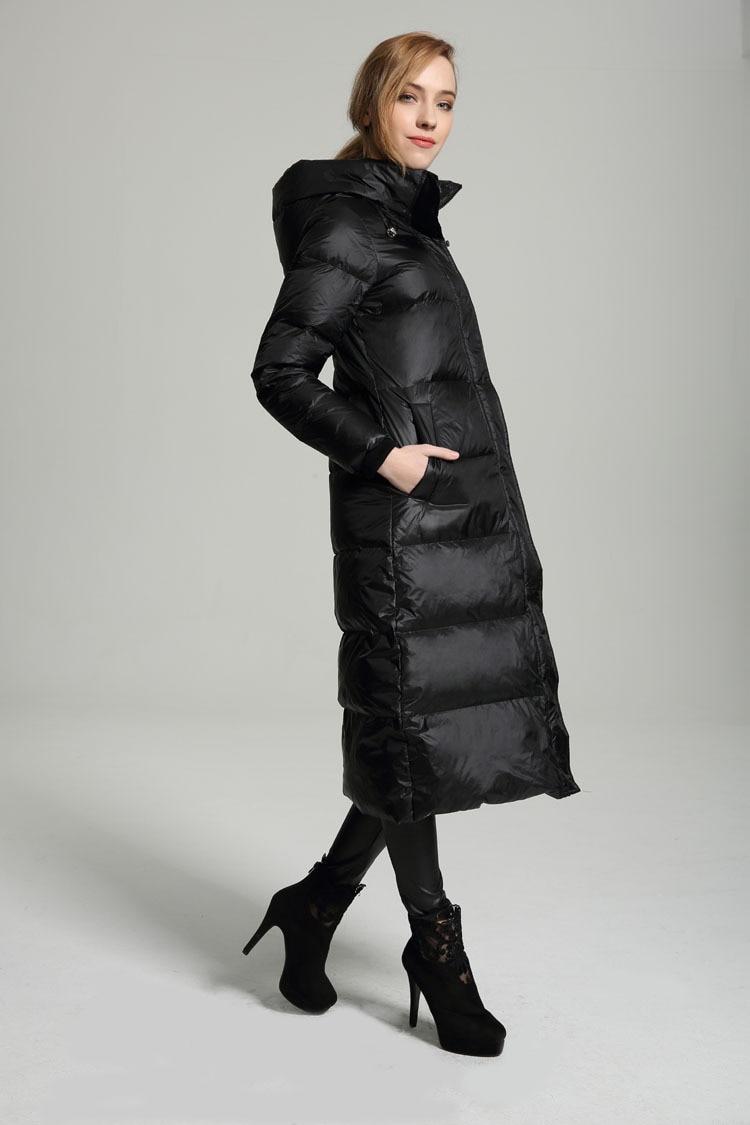 Capuchon Taille 1 Manteaux Fityalor Long Chaud Hiver La Bas À Vers Le Parkas Veste Casual Femmes Occasionnel Plus Neige Outwear mvyN08nwO