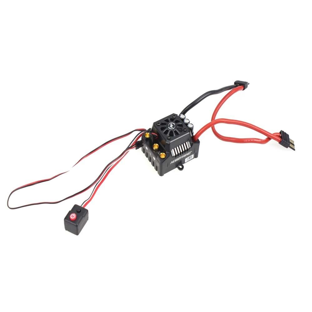 F17808 9 Hobbywing EZRUN MAX8 V3 BEC Output T TRX Plug Speed Controller Waterproof Brushless ESC
