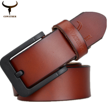 Men's High Quality Genuine Leather Belt. Available Colors – Black, Coffee, Brown