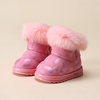 Baby Snow Boots Warm Baby Boots Winter Fashion Snow Boots For Baby Girls