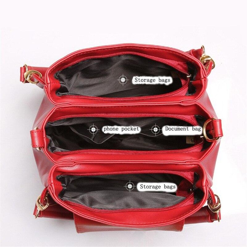 7 cores lazer primavera e Handbag Color : 7 Colors