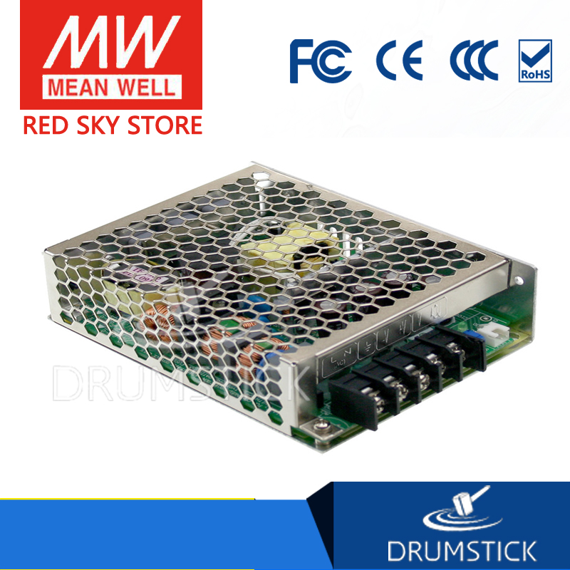 Advantages MEAN WELL HRP-75-7.5 7.5V 10A meanwell HRP-75 7.5V 75W Single Output with PFC Function Power Supply mean well original hrp 75 36 36v 2 1a meanwell hrp 75 36v 75 6w single output with pfc function power supply