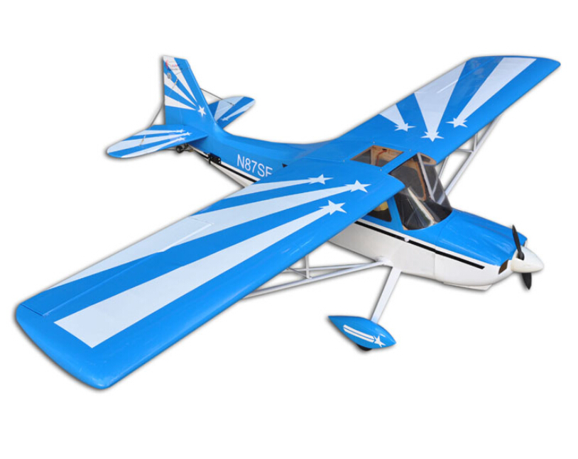 us $237 85 29% off new flight model rc airplane nitro & electric plane aircraft super decathlon 72  wiring diagram electric aeroplane #15