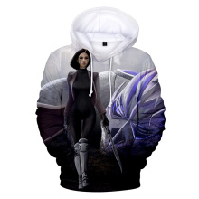 Movie Alita Battle Angel 3D Print Hoodies Harajuku Style Men/Women Hiphop Pullovers Hooded Sweatshirts 2019  Jackets Clothes