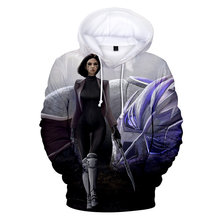 Movie Alita Battle Angel 3D Print Hoodies Harajuku Style Men/Women Hiphop Pullovers Hooded Sweatshirts 2019 Jackets Clothes(China)