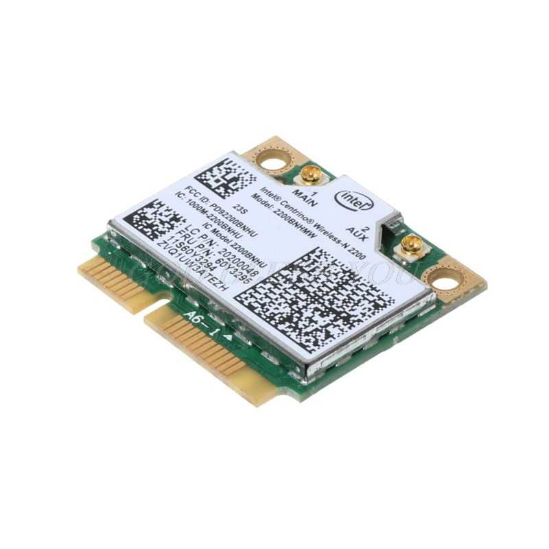 Intel Wifi Wireless-N 2200 TARJETA DE BNHMW 60Y3295 20200048 para Lenovo IBM T430 W530 T530 300M