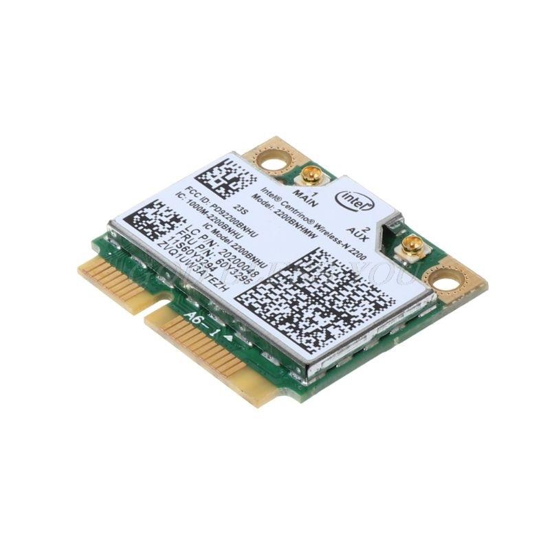 Intel Wireless-N Wifi Card 2200 BNHMW 60Y3295 20200048 For Lenovo IBM T430 W530 T530 300M
