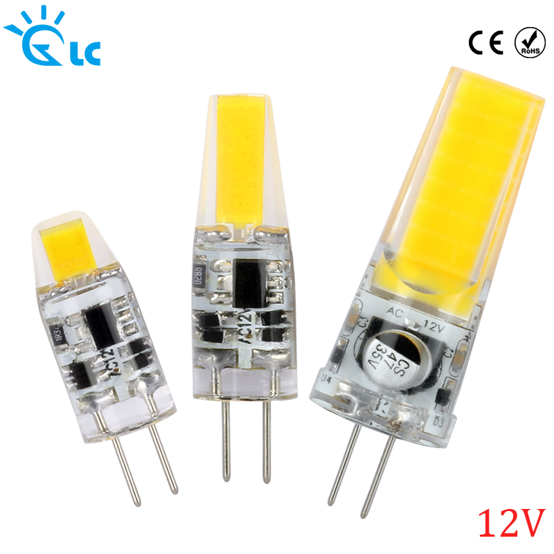 LanChuang Mini G4 AC DC 12V 2W 3W Dimmable LED Lamp Bulb COB SMD LED Lighting Lights Replace Halogen G4 LED Lamp For Chandelie led g4 g9 lamp bulb ac dc dimming 12v 220v 6w 9w cob smd led lighting lights replace halogen spotlight chandelier