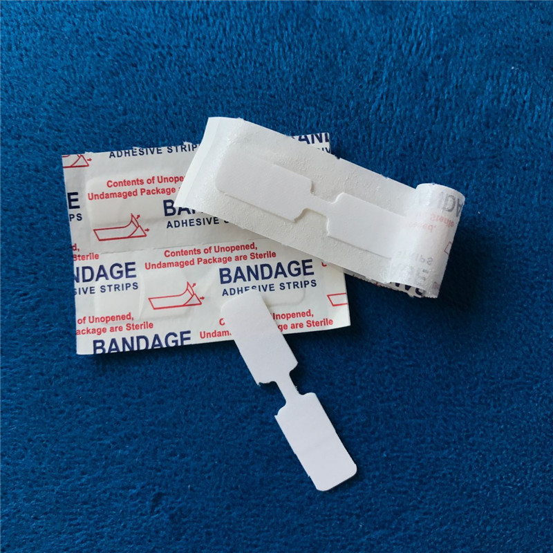 50 Pcs Waterproof Band-aid Butterfly Adhesive Wound Closure Band Aid Emergency Kit Adhesive Bandages 45x10mm 70x12mm