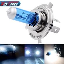 2pcs Car Headlight H1 H3 H4 H7 super Lamp Super White Auto Head Light Bulbs 55W 100W 12V 5000K Fog lights