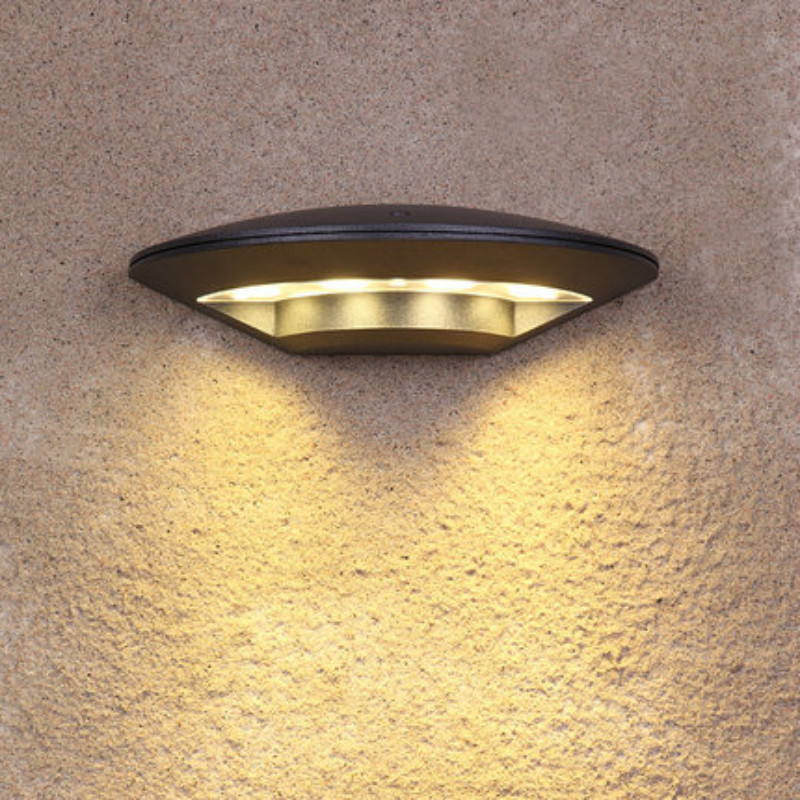 sconces outdoor modern sconce up lwe ud wall clessidra with lighting lamp and concept flos mr down