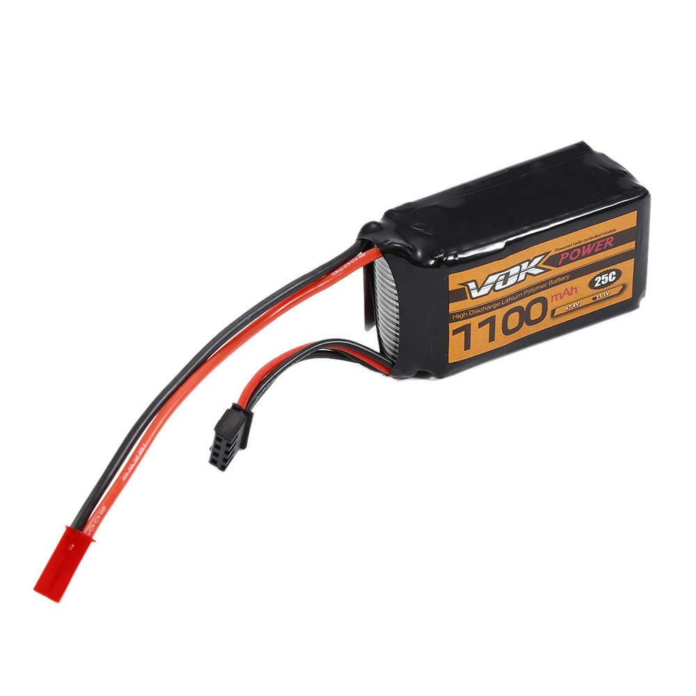 Высокое качество Li-po батарея для RC Быстрый вертолёт Дрон мини 11,1 В 3 S 1100 мАч 25C лучший RC дроны Lipo батарея TSLM2