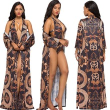 Beach Sarongs cover up 2 two Piece Swimsuit