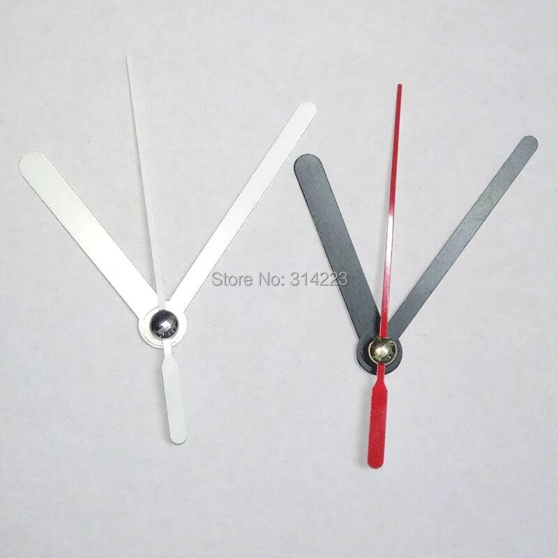100Quartz Clock Movement for Clock Mechanism Repair DIY clock parts accessories clock needle Not bent short