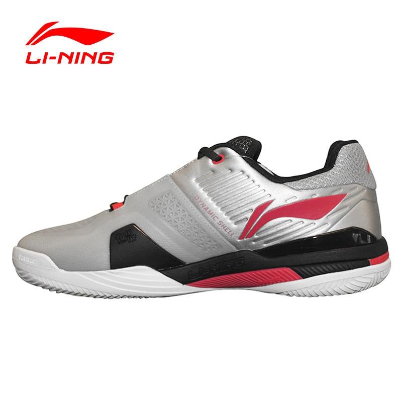 Li-Ning Men's Professional Tennis Shoes Hard Wearing Stability Support Anti-Slippery Sneakers Sports Man's tenis masculino Shoe цена