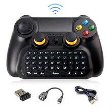 Nova Chegada 3 em 1 Controlador Sem Fio Android com Teclado e Touch Pad para Pad Set-top box de TV Android/Win 7, Win 8 PC