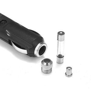 Image 4 - Allume cigare de voiture, 100 pièces, 12V DC, 5.5x2.1mm, prise de courant, adaptateur pour purificateur dair de voiture, LED bandes lumineuses